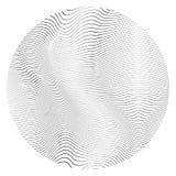 Distress Circular Texture Stock Images
