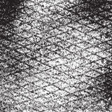 Distress Grid Texture Royalty Free Stock Photography