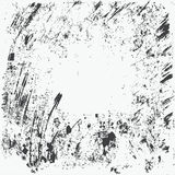 Distress Overlay Texture For Your Design. Black and white grunge Stock Images