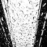 Distress Overlay Texture for your design. EPS10 . Distress Overlay Texture in grunge style. water texture. Rainy weather. raindrops. Wet and dripping glass Royalty Free Stock Photos