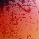 Distress Red Texture Royalty Free Stock Photography