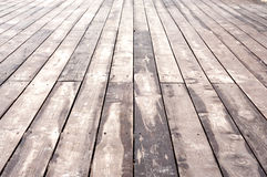 Distress White Planks Royalty Free Stock Photo