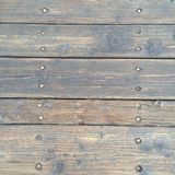 Distressed antique wood texture background with grain Stock Photos