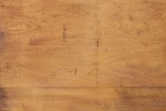 Distressed birch wood panel Royalty Free Stock Photography