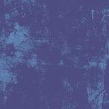 Distressed Blue Background Stock Photography