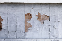 Distressed Building Wall Stock Photo