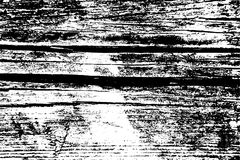 Distressed halftone grunge vector texture - old wood scratch background.  Stock Images
