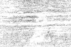 Distressed halftone grunge vector texture - old wood scratch background.  Stock Photography