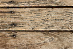 Distressed Horizontal Wood Plank Boards Background Stock Photos