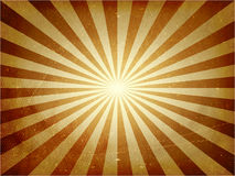 Distressed light burst vector background Stock Photography