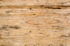 Distressed Old Wood Plank Boards Background. Distressed antique wood plank barn wood boards with old nails background stock photo