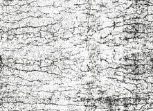 Distressed overlay texture of cracked concrete Stock Photo