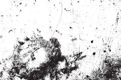 Distressed Overlay Texture Royalty Free Stock Photo