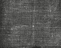 Distressed overlay texture of weaving fabric Royalty Free Stock Images