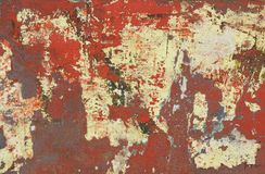 Distressed paint background Royalty Free Stock Photography