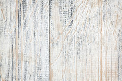 Distressed painted wood background. Background of distressed old painted wood texture Stock Photo