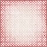 Distressed pale rose background with dots Stock Photos