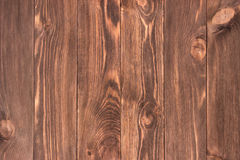 Distressed reclaimed wooden floor boards for use as a page backg Royalty Free Stock Image