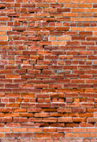 Distressed Red Brick Wall Stock Photos