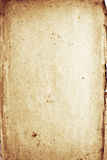 Distressed rotting paper. Pale distressed grunge rotting spoted paper with dark borders Stock Photo