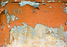 Distressed rusty old metal background. Stock Photo