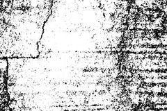 Distressed  texture of concrete wall. Obsolete wall texture with dust and noise. Weathered asphalt surface. Aged and scratched surface monochrome overlay for Stock Photography