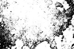 Distressed  texture of painted wall. Obsolete surface texture with dust and noise. Weathered asphalt surface. Aged and scratched surface monochrome overlay for Stock Photography