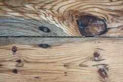 Weathered wood texture. Distressed weathered wood texture close-up as background Stock Photo