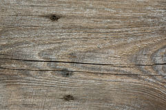Distressed weathered wood texture Royalty Free Stock Image