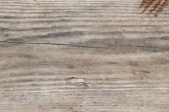 Distressed weathered wood texture Stock Photography
