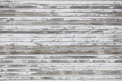 Distressed White Wood Wall Backdrop or Floordrop for Photographers Stock Photography