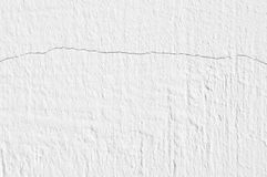 Distressed whitewashed wall texture Royalty Free Stock Photography