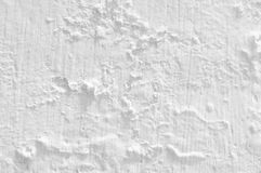 Distressed whitewashed wall texture. White distressed weathered whitewashed wall texture close-up Royalty Free Stock Images