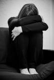 Distressed woman Stock Photos