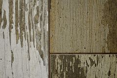 Distressed Wood Background stock image