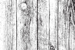 Distressed Wooden Planks Royalty Free Stock Photos