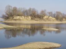 Distretto del lago Immagini Stock Libere da Diritti
