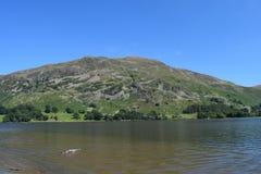 Distretto del lago Immagine Stock