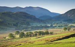 Distretto del lago, Cumbria, Regno Unito Fotografie Stock Libere da Diritti