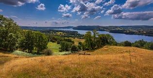 Distretto del lago in Inghilterra fotografia stock