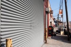 Distretto del magazzino di Brooklyn Fotografia Stock Libera da Diritti