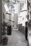 Distretto di Bastakiya nel Dubai Immagine Stock Libera da Diritti