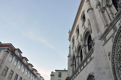 Distretto di Lisbona, Portogallo Fotografie Stock