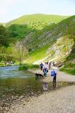 Distretto di punta Regno Unito Fotografia Stock