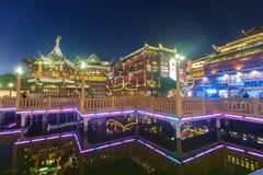 Distretto di Yuyuan Fotografia Stock