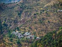 Distretto Himachal Pradesh India di Chamba Immagine Stock