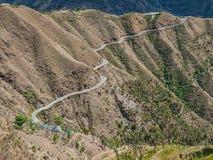 Distretto Himachal Pradesh India di Chamba Fotografie Stock