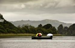Distretto Llandscape del lago Fotografie Stock