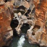 Distretto Mpumalanga, Sudafrica Immagine Stock
