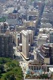 Distretto piano del ferro, New York City Fotografie Stock Libere da Diritti
